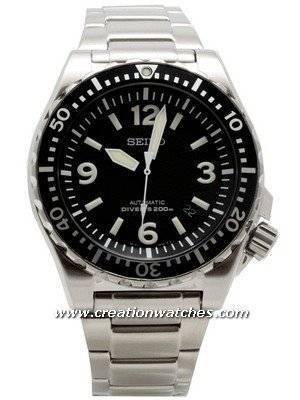 Seiko Automatic Scuba Diver SRP043K1 SRP043K SRP043 200m  Men's Watch