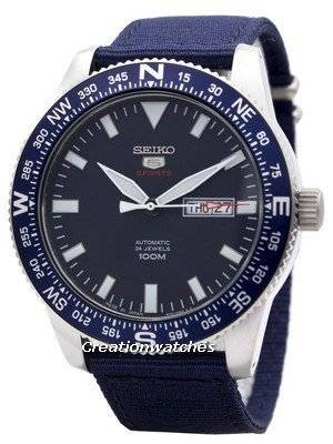 Seiko 5 Sports Automatic 24 Jewels Japan Made 100M SRP665 SRP665J1 SRP665J Men's Watch