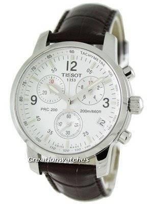 Tissot Chronograph T17.1.516.32 T17151632 T-Sport PRC200 Men's Watch