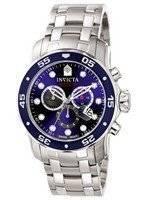 Invicta Pro Diver Chronograph 200M 0070 Men's Watch