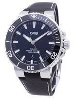 Oris Aquis Date 01 733 7730 4134-07 5 24 10EB 01-733-7730-4134-07-5-24-10EB Automatic 300M Men's Watch