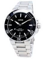 Oris Aquis Date 01-733-7730-4134-07-8-24-05PEB Automatic 300M Men's Watch