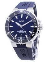 Oris Aquis Date 01-733-7730-4135-07-4-24-65EB Automatic 300M Men's Watch