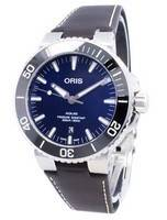 Oris Aquis Date 01-733-7730-4135-07-5-24-10EB Automatic 300M Men's Watch