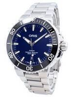 Oris Aquis Date 01-733-7730-4135-07-8-24-05PEB Automatic 300M Men's Watch
