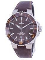 Oris Aquis Date Automatic Diver's 01-733-7730-4152-07-5-24-12EB 300M Men's Watch