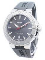 Oris Aquis Date 01 733 7730 4153-07 4 24 63EB 01-733-7730-4153-07-4-24-63EB Automatic 300M Men's Watch