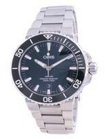 Oris Aquis Date Automatic Diver's 01-733-7730-4157-07-8-24-05PEB 300M Men's Watch