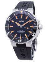 Oris Aquis Date 01 733 7730 4159-07 4 24 64EB 01-733-7730-4159-07-4-24-64EB Automatic 300M Men's Watch