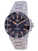Oris Aquis Date Automatic Diver's 01-733-7730-4159-07-8-24-05PEB 300M Men's Watch