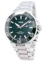 Oris Aquis Date 01-733-7732-4157-07-8-21-05PEB Automatic 300M Men's Watch