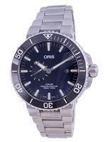 Oris Aquis Small Second Date Automatic Diver's 01-743-7733-4135-07-8-24-05PEB 500M Men's Watch
