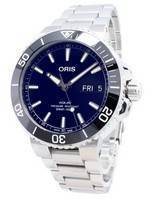 Oris Aquis Big Day Date 01 752 7733 4135-07 8 24 05PEB 01-752-7733-4135-07-8-24-05PEB Automatic 500M Men's Watch