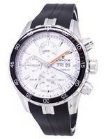 Edox Grand Ocean 011233ORCAABUN 01123 3ORCA ABUN Chronograph 300M Men's Watch