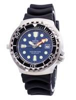 Ratio FreeDiver Helium Safe 1000M Sapphire Quartz 1038EF102V-BLU Men's Watch