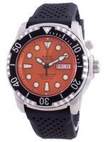 Ratio FreeDiver Helium-Safe 1000M Sapphire Automatic 1068HA90-34VA-ORG Men's Watch