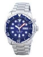 Ratio II Free Diver Helium-Safe 1000M Sapphire Automatic 1068HA96-34VA-01 Men's Watch