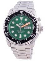 Ratio FreeDiver Helium-Safe 1000M Sapphire Automatic 1068HA96-34VA-GRN Men's Watch