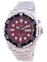 Ratio FreeDiver Helium-Safe 1000M Sapphire Automatic 1068HA96-34VA-RED Men's Watch