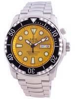 Relogio Free Diver Helium-Safe 1000M Sapphire Automatic 1068HA96-34VA-YLW Relógio para homem