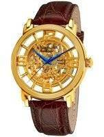 Stuhrling Original Winchester Grand Automatic Skeleton Dial 165B.3335K31 Men's Watch