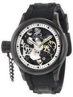Invicta Russian Diver Skeleton Dial 1846 Men's Watch