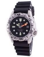 Ratio Free Diver Professional 500M Sapphire Automatic 32BJ202A-BLK Men's Watch