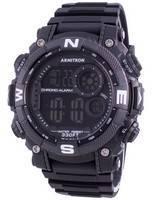Armitron Sport 408284BLK Quartz Compass Men's Watch