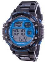 Armitron Sport 408309BLU Quartz Dual Time Men's Watch