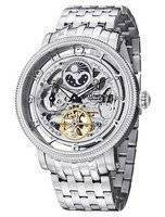 Stuhrling Original Symphony Automatic Silver Dial Stainless Steel 411.33112 Men's Watch