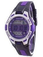 Armitron Sport 457030PUR Quartz Dual Time Women's Watch