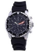 Ratio 200M Diver Quartz Chronograph Sapphire 48HA90-17-CHR-BLK Men's Watch