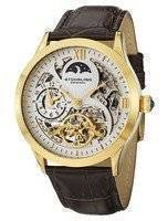 Stuhrling Original Classic Winchester Tempest II Automatic Skeleton 571.3335K2 Men's Watch