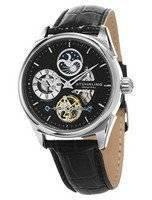 Stuhrling Original Special Reserve Delphi Dual Time 657.02 Men's Watch