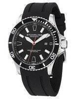 Stuhrling Original Aqua Diver Regatta Quartz 706.01 Men's Watch