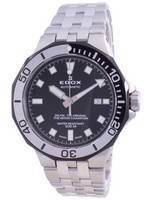 Edox Delfin The Automatic Diver's 80110357NMNIN 80110 357NM NIN 300M Men's Watch