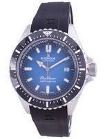 Edox Skydiver Neptunian Automatic Diver's 801203NCABUIDN 80120 3NCA BUIDN 1000M Men's Watch