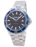 Raymond Weil Geneve Tango 8260-ST3-20001 Relógio de quartzo para homens 300M