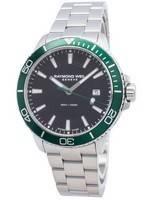 Raymond Weil Geneve Tango 8260-ST7-20001 Relógio de quartzo 300M masculino