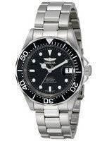 Invicta Pro Diver 200M Automático Mostrador Preto 8926 Relógio Masculino