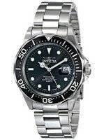 Invicta Pro Diver 200M Quartz Black Dial 9307 Men's Watch