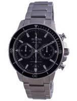 Bulova Marine Star Quartz Diver's 96B272 200M Men's Watch
