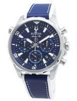 Bulova Marine Star 96B287 Chronograph Quartz Men's Watch
