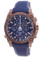 Bulova Precisionist Quartz Diver's 97B186 300M Men's Watch