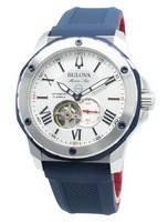 Bulova Marine Star 98A225 Automatic 200M Men's Watch