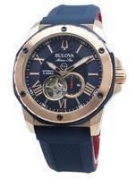 Bulova Marine Star 98A227 Automatic 200M Men's Watch