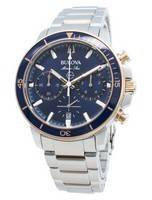 Bulova Marine Star 98B301 Chronograph Quartz Men's Watch