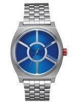 Nixon Time Teller SW Quartz A045SW-2403-00 Men's Watch