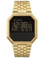 Nixon Re-Run Alarm Digital A158-502-00 Men's Watch