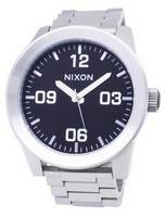 Nixon Corporal SS A346-000-00 Analog Quartz Men's Watch